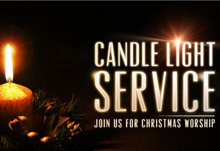 Christmas Candlelight Service