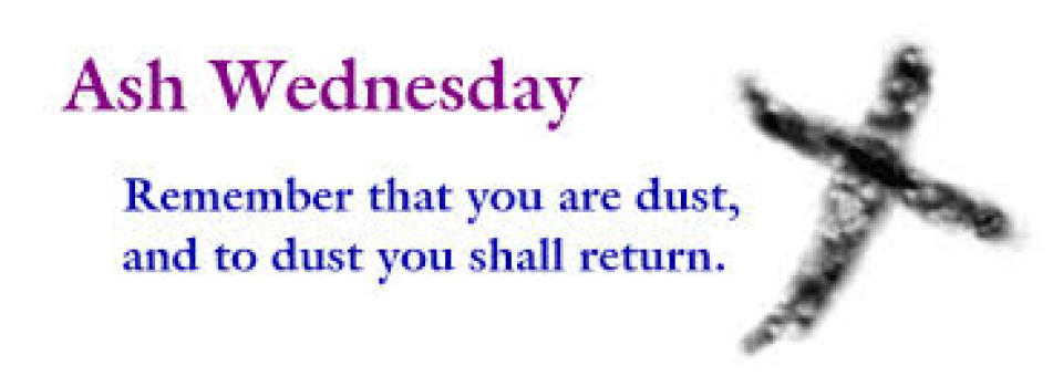 Ash Lent Wednesday Clip Art